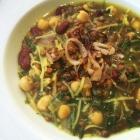 Vegan Ash Reshteh Soup