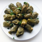 Millet Stuffed Egyptian Vine Leaves