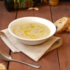 Cauliflower and Rosemary Soup