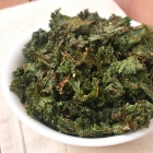 Za'atar Spiced Air-Fried Kale Chips