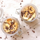 Peanut Butter and Chocolate Overnight Oats